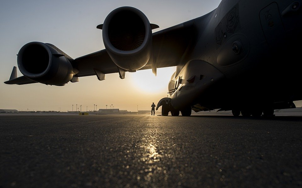 C-17, Globemaster, Aircraft, Airlift