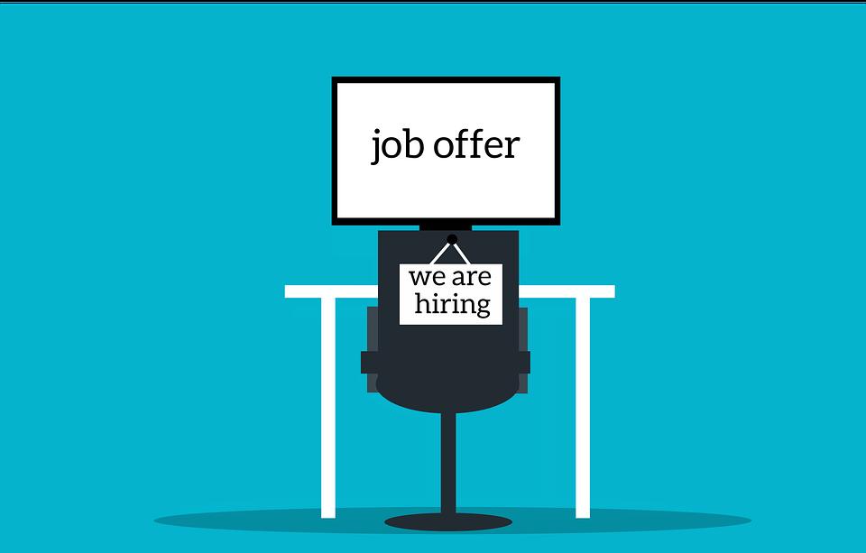 Job, Offer, Business, New, Hiring, Recruitment, Vacancy