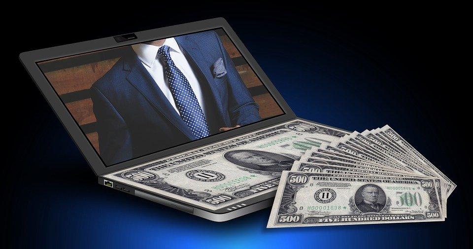 Dollar, Money, Earn Money, Internet, Network