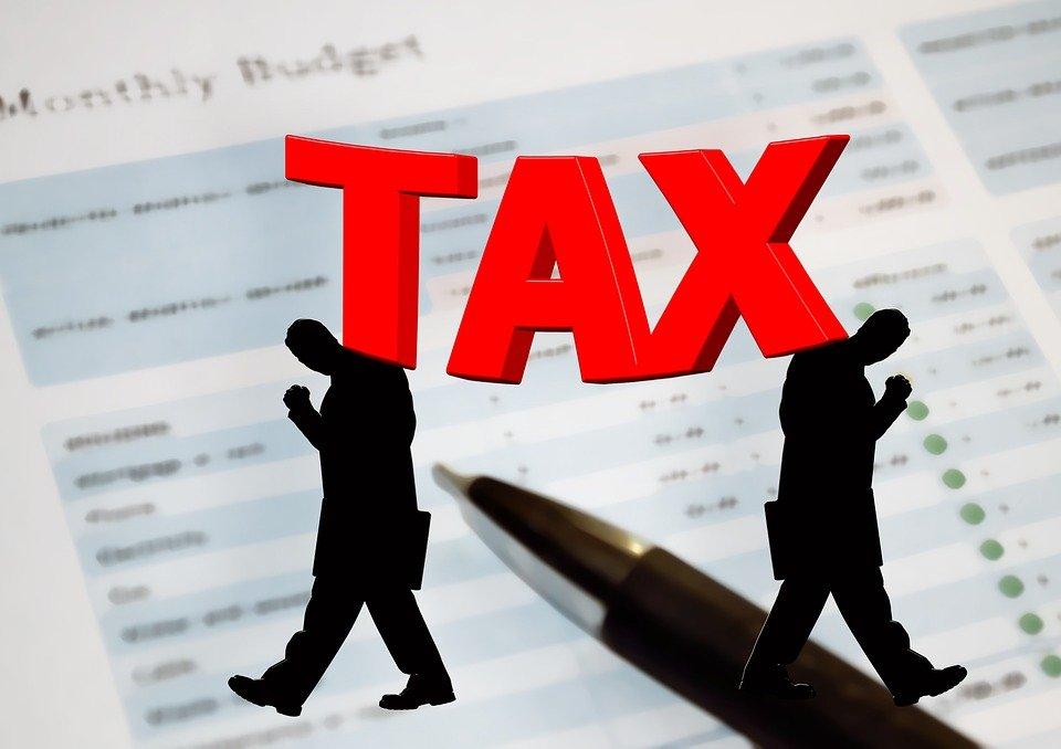 Taxes, Tax Office, Tax Return, Form, Income Tax Return